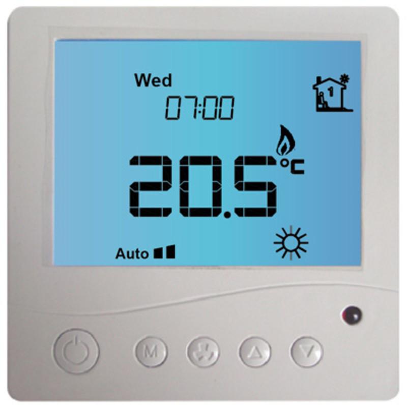 Infra padlófűtés termosztát