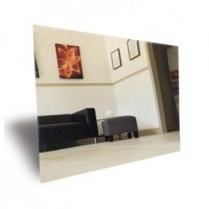 Falra szerelhető tükrös infrapanel